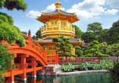 Castorland 500 Parça Puzzle China Garden Hong Kong
