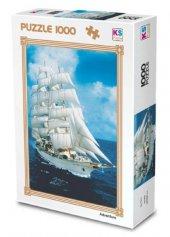 KS Games 1000 Parça Puzzle Sea Cloud-2
