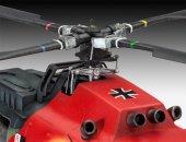 Revell 04906 BO 105 35th Anniver Askeri Helikopter-3