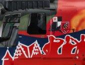 Revell 04906 BO 105 35th Anniver Askeri Helikopter-5
