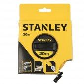 Stanley St034296 Kapalı Kasa Şerit Metre, 20mx12,7mm