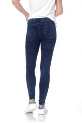 ONLY BAYAN KOT PANTOLON 15138866 Jeans Leggings Donna Only Blue-2