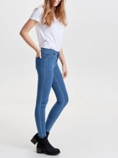 ONLY BAYAN KOT PANTOLON 15138866 Jeans Leggings Donna Only Blue-4