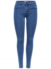 ONLY BAYAN KOT PANTOLON 15138866 Jeans Leggings Donna Only Blue-8