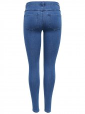 ONLY BAYAN KOT PANTOLON 15138866 Jeans Leggings Donna Only Blue-9