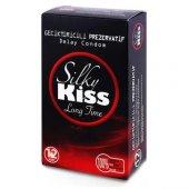 Fiesta Silky Kiss Prezervatif 12 Adet
