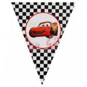 Cars, Arabalar, Şimşek Mcqueen 24 Kişilik 17 Parça Doğum Günü Set-4