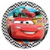 Cars, Arabalar, Şimşek Mcqueen 24 Kişilik 17 Parça Doğum Günü Set-8