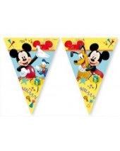 Mickey Mouse 16 Kişilik 13 Parça Doğum Günü Set Midi-5