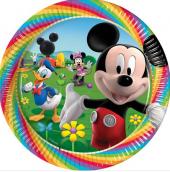 Mickey Mouse 16 Kişilik 13 Parça Doğum Günü Set Midi-7