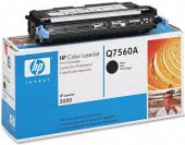 HP Q7560A (314A) 2700/3000 SİYAH TONER ORJİNAL 6.000 SAYFA
