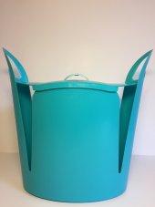 Torbox Çok Amaçlı Çöp Kovası - Mavi-2