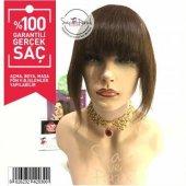 Perçem Kahkül Saç Orjinal Saç 100 Gerçek Saç Yoğun Saçlar Uzun 1