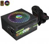 Gametech Gtp 600 Rgb 600w 80 Plus Bronze...