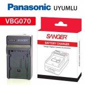 Panasonic Vbg070 Araç Şarj Aleti Sanger