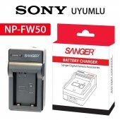 Sony Np Fw50 Araç Şarj Aleti Sanger