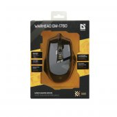 Defender Wired Gaming Mouse Warhead GM-1780 - 52780-5