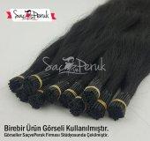 Kaynak Saç 60 cm 0,6 gr Gerçek Boncuk Kaynak Saç-4