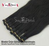 Kaynak Saç 60 cm 0,6 gr Gerçek Boncuk Kaynak Saç-5