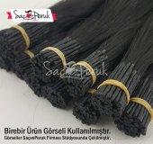 Kaynak Saç 60 cm 0,6 gr Gerçek Boncuk Kaynak Saç-6