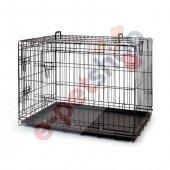 Katlanabilir Kedi Ve Köpek Kafesi 107cm X 71cm...