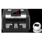 Para Sayma Makinesi Htm Stone Çift Ekran Sahteyakalama Özelliği