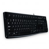 Logıtech K120 Q Tr Usb Kablolu Klavye 920 002505