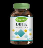 Voonka Dbtk Multivitamin 32 Kapsül Skt 02 2021