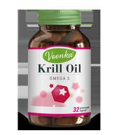 Voonka Krill Oil 32 Kapsül Skt 03 2021