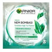 Garnier Nem Bombası Ferahlatıcı Kağıt Yüz Maskesi...