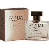 Equal Classic For Women Edt 75 Ml Kadın Parfümü...
