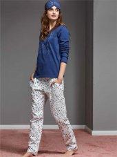 Catherınes 1149 Bayan Pijama Takımıı