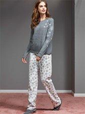 Catherınes 1128 Bayan Pijama Takımı