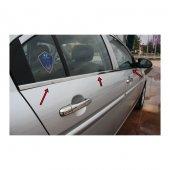 Hyundai Accent Era Krom Cam Çıtası 4 Parça 2006 Üzeri