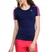 Adidas Clima 3s Ess Tee Kadın Tişört S21048...