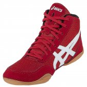 Asics Matflex 5 GS  Çocuk Kırmızı Güreş Ayakkabısı C545N-2301-4