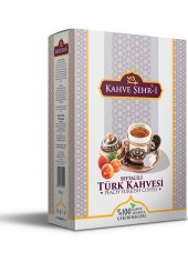 şeftalili Türk Kahvesi 100 Orjinal Ürün