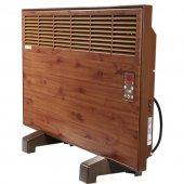VİGO Dijital 2500 Watt Ahşap Elektrikli Panel Konvektör Isıtıcı EPK4590E25A