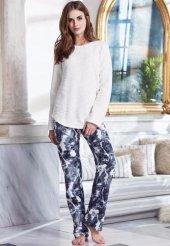 Penye Mood 8239 Bayan Pijama Takımı