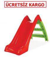 Pilsan Funny Slide Kaydırak (Kırmızı Yeşil)