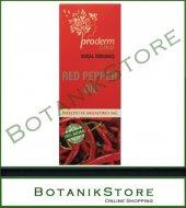 Proderm Gold Red Pepper Oil150 Ml Kırmızı Biber Yağı