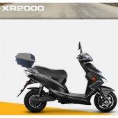MOTORAN XR 1500 ON GRENAJ UCGEN KAPAK GRI #830002-20123-000130-G
