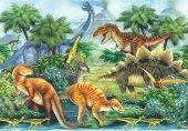 Puzzle 260 Parça Dinozorlar Vadisi I Dino Valley I
