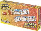 Kırkpabuç Eğitici Oyun 36 Pcs Oynayalım Öğrenelim 2 Play & Leı