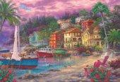 Puzzle 2000 Parça / Altın Sahilde / On Golden Shores