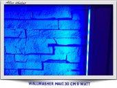wallwasher mavi 30 cm 9 watt