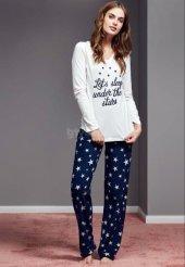 Catherınes 1121 Bayan Pijama Takımı