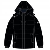 Lotto Jacket Down Diego Mont N4703