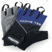 Lotto Glove Fitness Dante Siyah Ağırlık Eldiveni N8874