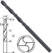 Bosch Hss R Metal Matkap Uç 6.5x63x101mm
